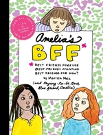 Book cover of AMELIA'S BFF