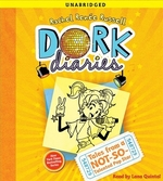 Book cover of CD DORK DIARIES 03