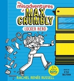 Book cover of CD MISADVENTURES OF MAX CRUMBLY 01 LOCKE