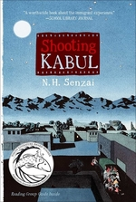 Book cover of SHOOTING KABUL