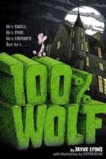 Book cover of 100 PERCENT WOLF
