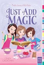 Book cover of JUST ADD MAGIC