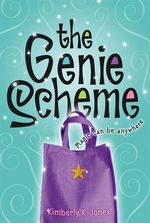 Book cover of GENIE SCHEME