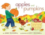 Book cover of APPLES & PUMPKINS