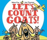 Book cover of LET'S COUNT GOATS