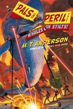 Book cover of WHALES ON STILTS