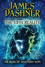 Book cover of 13TH REALITY 03 BLADE OF SHATTERED HOPE