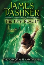 Book cover of 13TH REALITY 04 VOID OF MIST & THUNDER