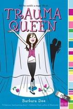 Book cover of TRAUMA QUEEN