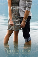 Book cover of UNRAVELING ISOBEL