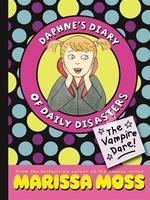 Book cover of DAPHNE'S DIARY - VAMPIRE DARE