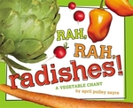 Book cover of RAH RAH RADISHES