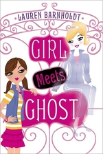 Book cover of GIRL MEETS GHOST