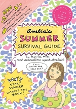 Book cover of AMELIA'S SUMMER SURVIVAL GUIDE