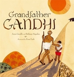 Book cover of GRANDFATHER GANDHI