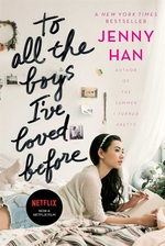 Book cover of TO ALL THE BOYS I'VE LOVED BEFORE