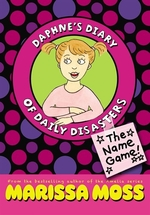 Book cover of DAPHNE'S DIARY - NAME GAME