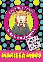 Book cover of DAPHNE'S DIARY - VAMPIRE DARE