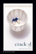 Book cover of CRACKED