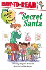 Book cover of SECRET SANTA