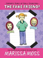 Book cover of DAPHNE'S DIARY - FAKE FRIEND