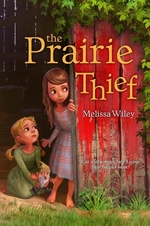 Book cover of PRAIRIE THIEF