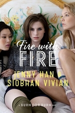 Book cover of BURN FOR BURN 02 FIRE WITH FIRE