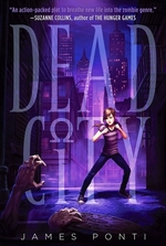 Book cover of DEAD CITY