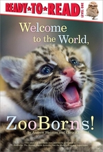 Book cover of WELCOME TO THE WORLD ZOOBORNS