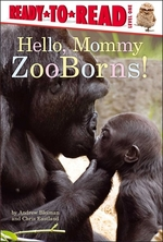 Book cover of HELLO MOMMY ZOOBORNS