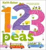 Book cover of 1 2 3 PEAS