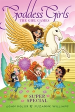 Book cover of GIRL GAMES