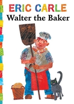Book cover of WALTER THE BAKER
