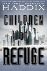 Book cover of CHILDREN OF REFUGE