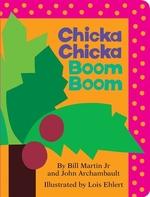 Book cover of CHICKA CHICKA BOOM BOOM
