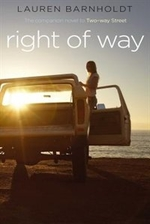 Book cover of RIGHT OF WAY