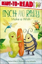 Book cover of INCH & ROLY MAKE A WISH