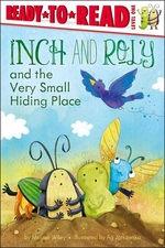 Book cover of INCH & ROLY & THE VERY SMALL HIDING PLAC