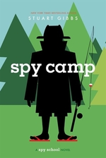 Book cover of SPY CAMP