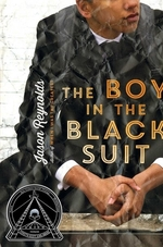 Book cover of BOY IN THE BLACK SUIT
