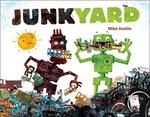 Book cover of JUNKYARD