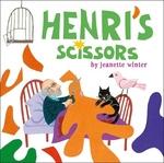 Book cover of HENRI'S SCISSORS