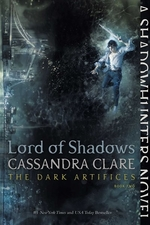 Book cover of DARK ARTIFICES 02 LORD OF SHADOWS