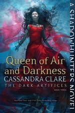 Book cover of QUEEN OF AIR & DARKNESS