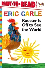 Book cover of ROOSTER IS OFF TO SEE THE WORLD