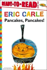 Book cover of PANCAKES PANCAKES