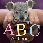 Book cover of ABC ZOOBORNS