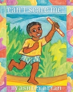 Book cover of CAN'T SCARE ME