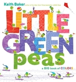 Book cover of LITTLE GREEN PEAS