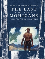Book cover of LAST OF THE MOHICANS